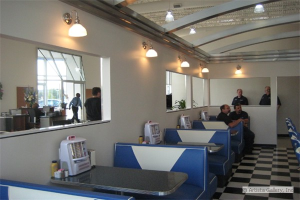 Bernardi Honda Furnished by New Retro Dining